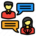 conversation, chat, communication, interaction, bubble, talk, speech
