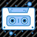 audio, cassette, tape icon