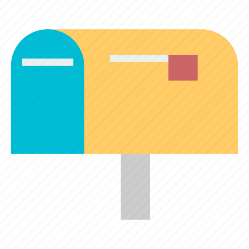 Box, email, mail, post, postage, postbox icon - Download on Iconfinder