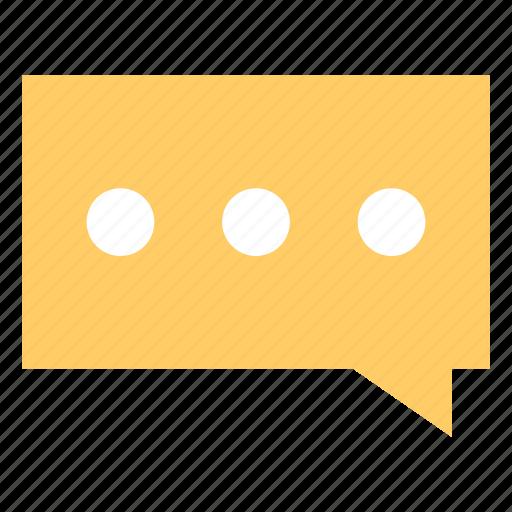 bubble, chat, message, mobile, text, voice icon