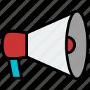 audio, multimedia, music, speaker, technology icon
