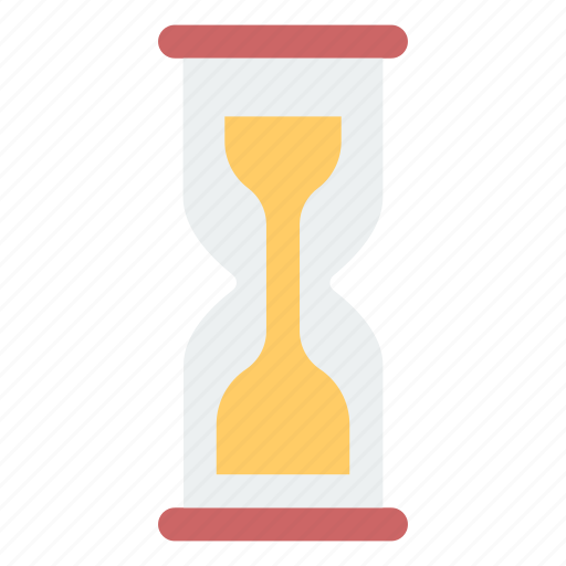 clock, hourglass, sand, time, watch icon
