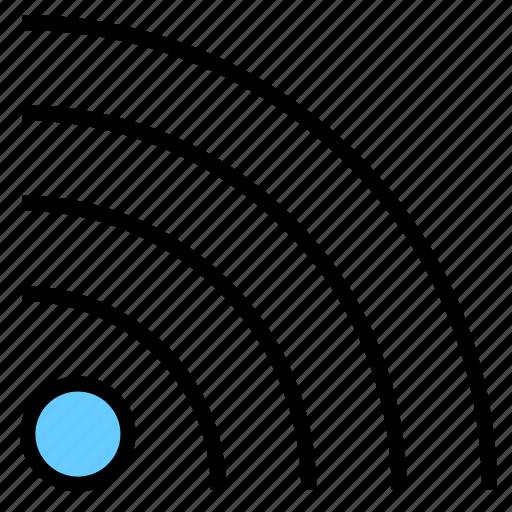 Internet, signals, wifi icon - Download on Iconfinder