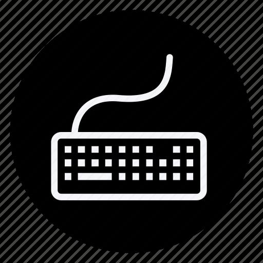 communication, keyboard, network, networking, technology, telephone, wireless icon
