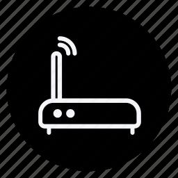 communication, network, networking, telephone, wifi, wifi signal, wireless icon