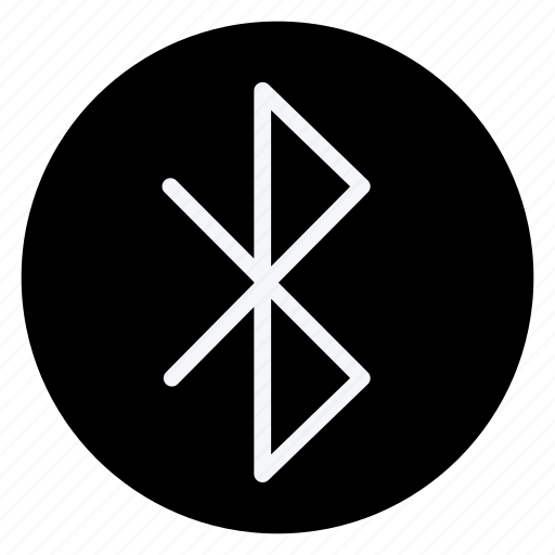 bluetooth, communication, network, networking, technology, telephone, wireless icon