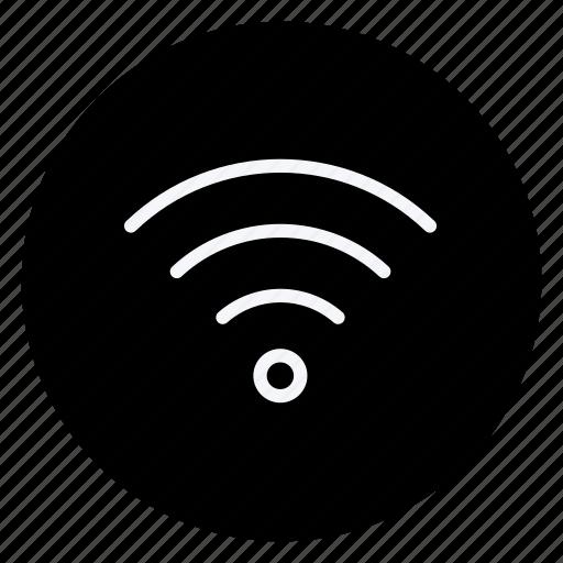 communication, network, networking, telephone, wifi, wireless, wireless internet icon