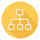 communication, internet, network, networking, share, technology, wireless icon