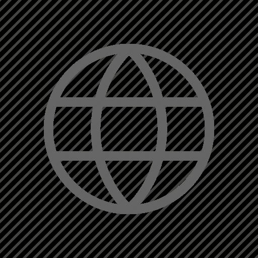 internet, language, network, web icon