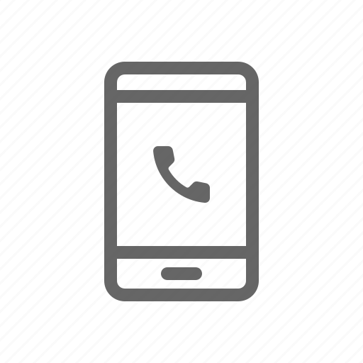 call, mobile, phone, smartphone icon