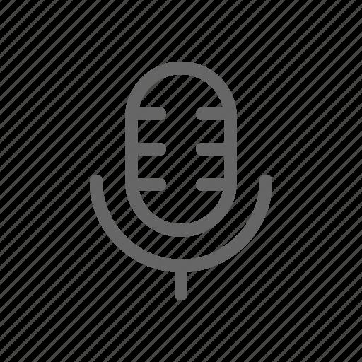 microphone, recorder, speaking, speech icon