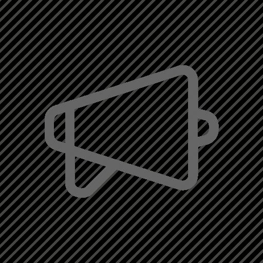 advertising, marketing, megaphone, publication icon