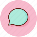 chat, chatting, comment, conversation, sms icon