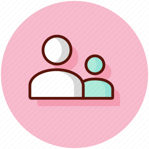 Image result for login account icon in pink