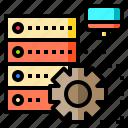 computer, configuration, data, database, document, server