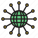 communication, world, connection