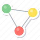 link, connection, internet, network