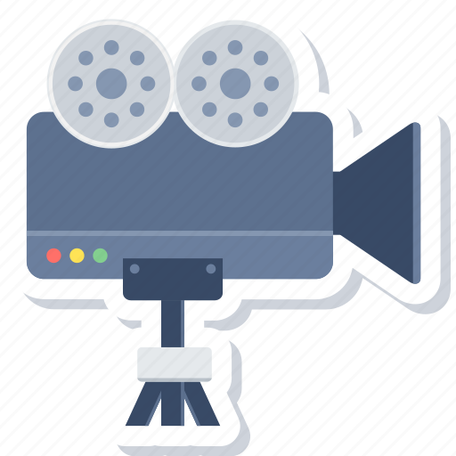 camera, digital, film, movie, multimedia, photography, video icon