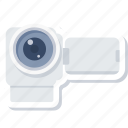 camcorder, camera, digital, handycam, media, photography, video icon
