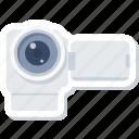 handycam, camcorder, camera, digital, media, photography, video icon