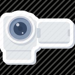 camcorder, camera, digital, handycam, media, photography, video icon