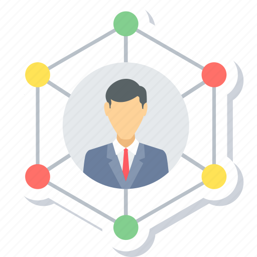Network, communication, connection, social, link, media icon - Download on Iconfinder