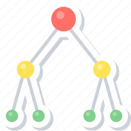link, linked, media, network, share, sharing, transfer icon
