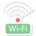 connection, internet, network, signal, wifi, hotspot, wireless icon