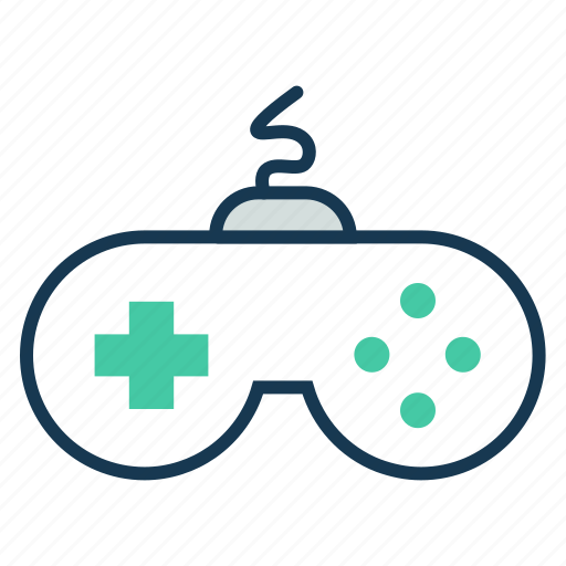 controller, electronics, gadget, gamepad, video game icon