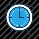 alarm, alert, reminder, time, timer, watch icon