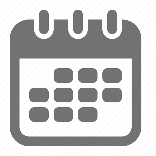 Calendar Icon With Date Calendar Template 2016