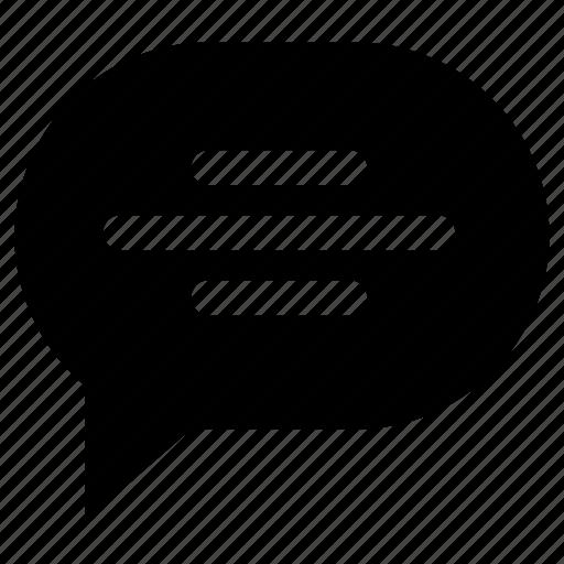 chat, communication, massage, talking icon