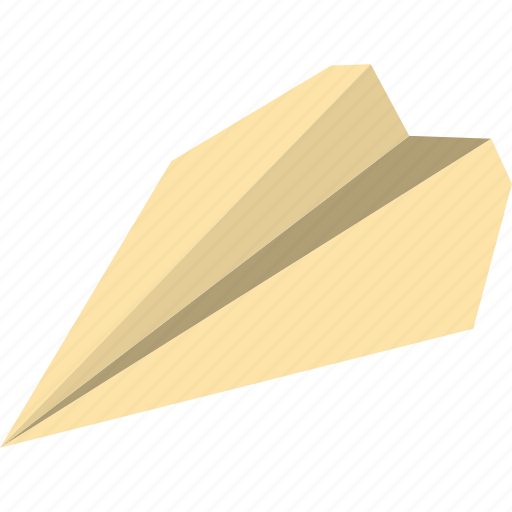 business, communication, information, message, paper, plane, technology icon