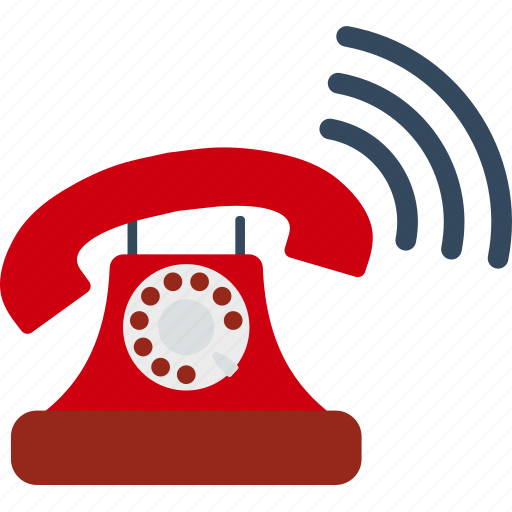 bell, business, communication, information, retro, technology, telephone icon