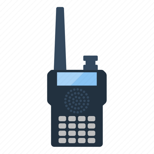 business, communication, device, information, mobile, radio, technology icon