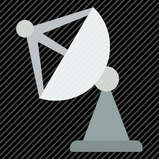 antenna, business, communication, information, receiver, satellite, technology icon