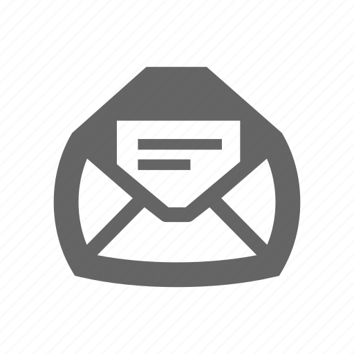 communications, internet, mail, messaging icon