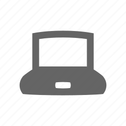 notebook, pc, technology icon