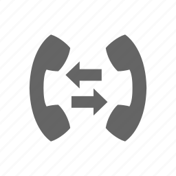 call, communications, connection, discussion, phone, social, talking, telephone icon