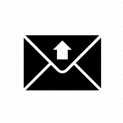 envelope, mail, mailing, message, messaging, send, sending icon