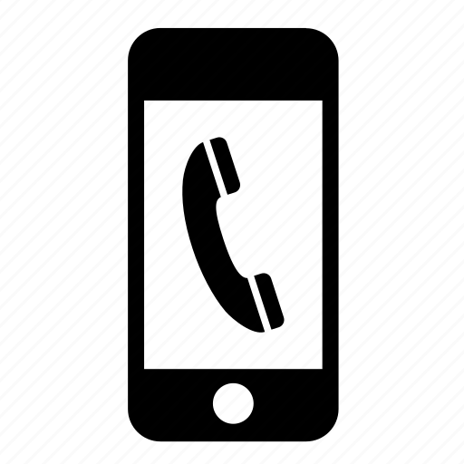 call, calling, iphone, mobile, phone, smartphone, telephone icon