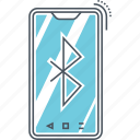 bluetooth, bluetooth exchange, bluetooth transfer icon