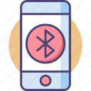 bluetooth, bluetooth connection, bluetooth transfer, transfer icon