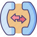 call, call forwarding, forwarding icon