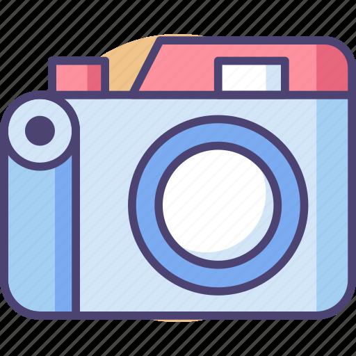 camera, digital camera, mirrorless camera, photography icon