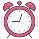 remind, alarm, time, clock