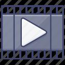 video, media, film, player