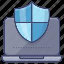 protect, screensaver, shield, antivirus icon