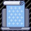 computer, screen, wallpaper, screensaver icon