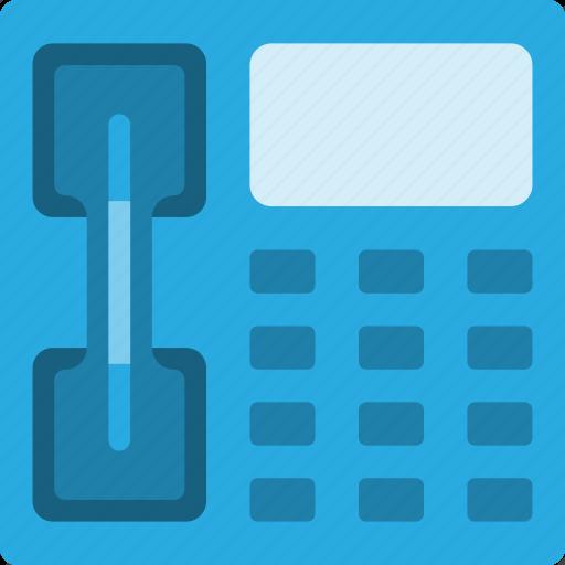 analog, call, communication, contact, electronic, phone icon